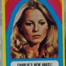 CHARLIES ANGELS 1977 Series 3 Sticker 27 Charlies New Angel