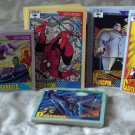MARVEL Universe Impel 1991 Series 2 Comic Book Trading Cards Missing 5