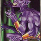SKELETON WARRIORS Aracula Fleer Ultra 1995 Trading Card