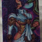 THE VAMPRESS LUXURA Krome Trading Card Promo P1 Brainstorm Comics