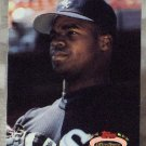 FRANK THOMAS 1992 Topps Stadium Club Baseball Trading Card No 591