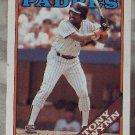 TONY GWYNN 1988 O Pee Chee Baseball Trading Card No 360