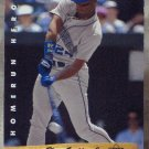 KEN GRIFFEY JR Upper Deck 1992 Home Run Heros Baseball Trading Card No HR9