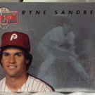 RYNE SANDBERG 1992 Upper Deck Then and Now Baseball Trading Card No TN6