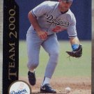 ERIC KARROS 1992 Pinnacle Team 2000 Baseball Trading Card No 76 of 80