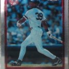 DARRYL STRAWBERRY Topps Chrome 1997 Baseball Trading Card No 98