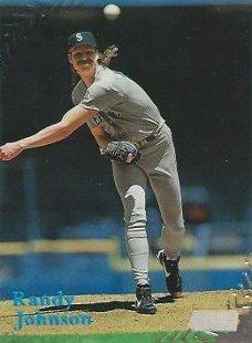 RANDY JOHNSON Topps Stadium Club 1998 Baseball Trading Card No 88