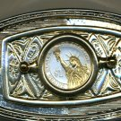 94BB Belt Buckle - New (2007)George Washington Dollar coin (reverse)