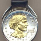 M74 S.B. Anthony dollar (1979 - 1981 & 1999) Total size of clip 1