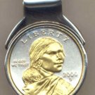 M82 Sacagawea dollar (2000 - date) Total size of clip 1