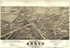 1497 Antique Maps of the United States - Ohio CD