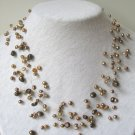 Genuine Freshwater Pearl Necklace - Free Shipping!!!