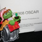 1993 Sesame Street Grolier Oscar the Grouch Ornament