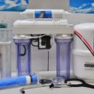 Oceanic Reverse Osmosis Drinking Water Filter System Permeate Pump 100 GPD USA