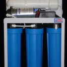 Oceanic Light Commerical Reverse Osmosis Water Filter System 200 GPD Pump USA