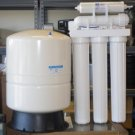 Oceanic Light Commercial Reverse Osmosis Water Filteration System 150 GPD USA