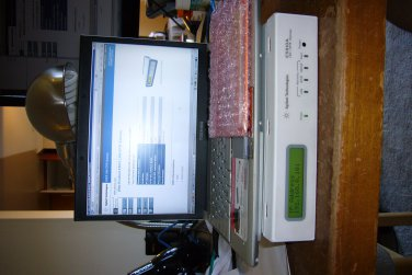 Agilent E5810A GPIB HPIB over IP Ethernet Network LAN Converter Gateway (Also RS-232, Serial)