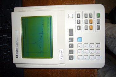HP 3560A Handheld Dynamic Signal FFT Spectrum Analyzer 31.25mHz to 40kHz