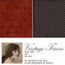 Vintage digital papers - scrapbook papers,12x12 paper vintage background