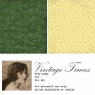 Vintage Irish Green digital papers - scrapbook papers,12x12 paper vintage background