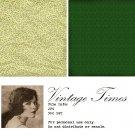 Vintage irish greendigital papers - scrapbook papers,12x12 paper vintage background