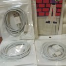 4 x 8 Pin Charger IPHONE 5 Sync Lightning 8 to USB Cable Ships From USA