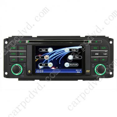 Dodge Ram 1500 2002- 2005 Navigation GPS DVD player,Radio, Ipod