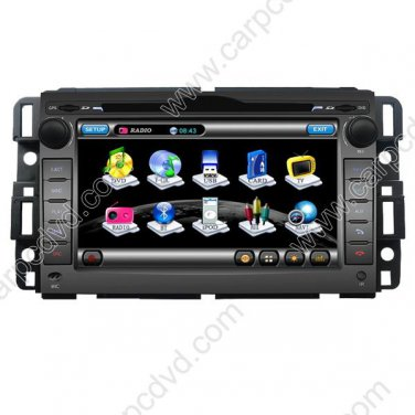 2007-2011 Chevrolet Malibu Navigation GPS DVD Player,Radio
