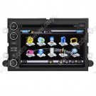 "7"" HD Car DVD GPS Navigation Player RDS F Mercury Mountaineer"