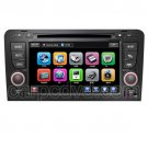 Audi A3 S3 2003-2010 DVD Player GPS Navigation IPOD headunit autoradio BT TV PIP CANBUS