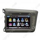 Honda Civic 2012 GPS Navigation DVD with Radio TV