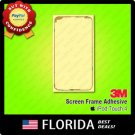 iPod Touch 4 4th 4g Gen 3M Digitizer Frame Adhesive Full Tape Screen Replacement