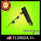 Replacement Ipad 2 GSM 3G Cellular Short Left Antenna Signal Flex Cable Gen AT&T