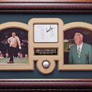 Arnold Palmer Authentically Signed Augusta National Score Card Collage