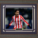 Radamel Falcao García 11x14 Athletico Madrid Photo Matted and Framed