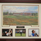 Linda Hartough world-renowned golf-landscape artist.