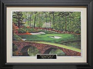 Marci Rule Golf Landscape Artist.
