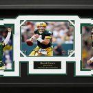Brett Favre Signed photo Framed