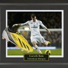Gareth Bale Autographed Cleat Framed