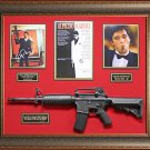 Scarface Autographed Framed Display