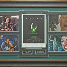 Alien Autographed Photo Framed