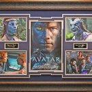 Avatar Signed Photo Framed