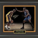 Kobe Bryant Autographed Photo Framed