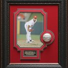 Gio Gonzalez Autographed Baseball Framed