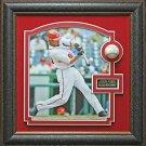 Jayson Werth Autographed Baseball Framed