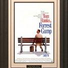 Forrest Gump 11x17 Movie Poster Framed