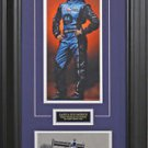 Danica Patrick Indy Car Racer Two Photo Collage Framed