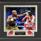 Floyd Mayweather Signed Framed Photo