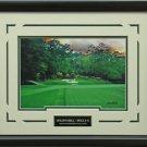 Augusta Golf Club Hole 12 Steve Heit Photo Framed