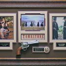 Tombstone Autographed Framed Display